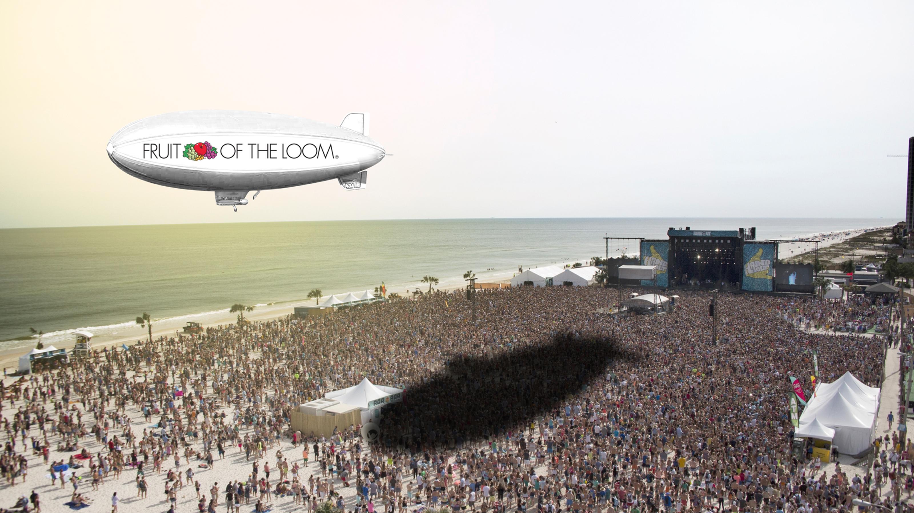 blimp festival